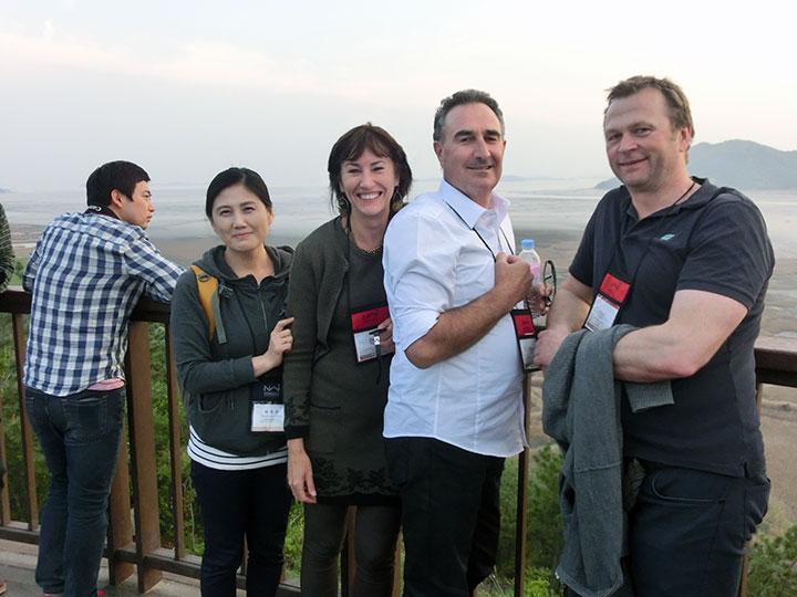Interpretation conference in Sth Korea
