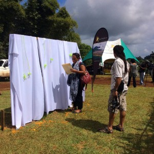 Kokoda Track, Owers Corner interpretive signage unveiling