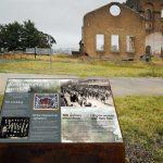 Lithgow Blast Furnace heritage interpretive signs