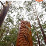 Gumgali sculpture