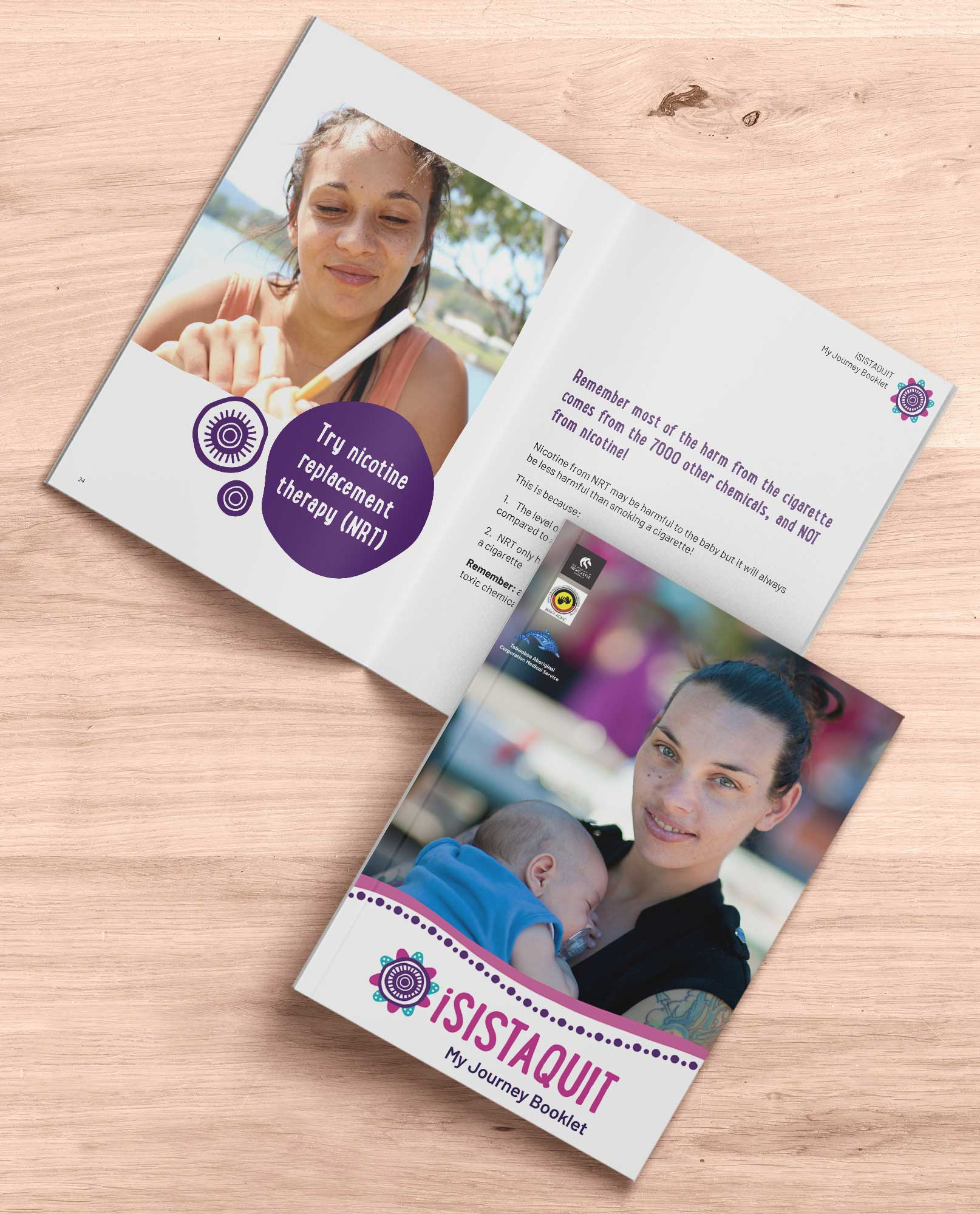 iSISTAQUIT My Journey booklet - Indigenous Educational Toolkit