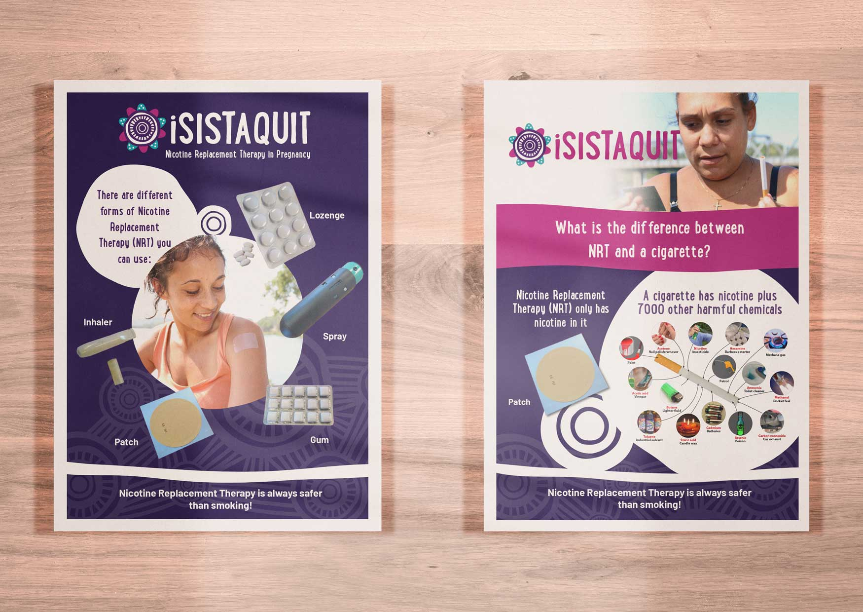 iSISTAQUIT 2021 posters