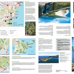 A2 brochure design