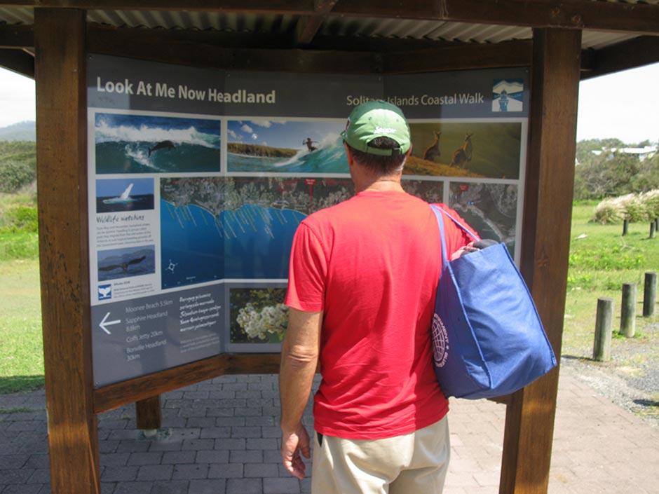 Interpretive Signs, Solitary Islands Coastal Walk