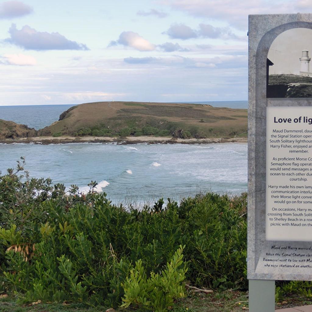 Solitary Islands Coastal Walk Dammerals Headland