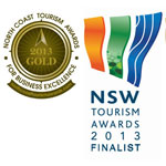 Tourism Award - Solitary Islands Coastal Walk
