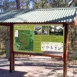 Boonoo Boonoo NP - Cypress Pines Picnic Area trail signs