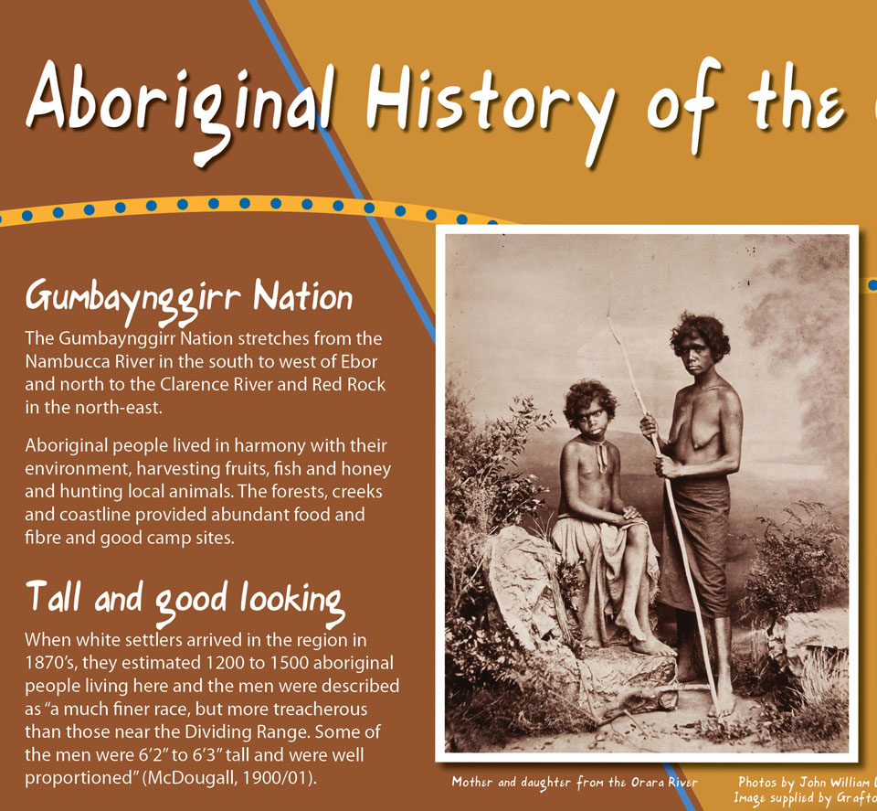 Aboriginal History Signs, Coffs Harbour