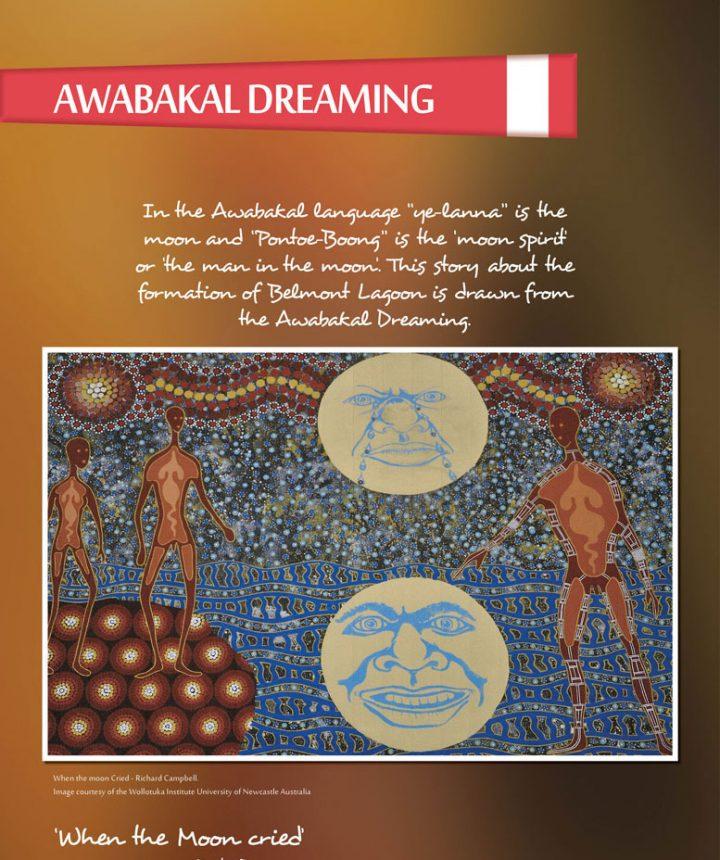 Aboriginal Panels, Fernleigh Track