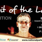 Spirit of the Land Exhibition Billboard