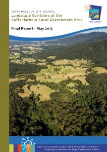 Landscape Corridors Report