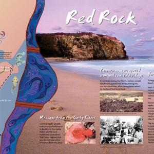 Red Rock Aboriginal Sign