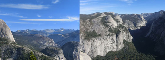 More Yosemite vistas