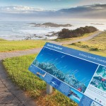 Solitary Islands Coastal Walk Wayfinding Sign