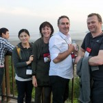 Suncheon Bay Lookout Group with Poul