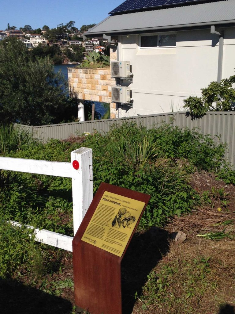 Sutherland Shire heritage signs