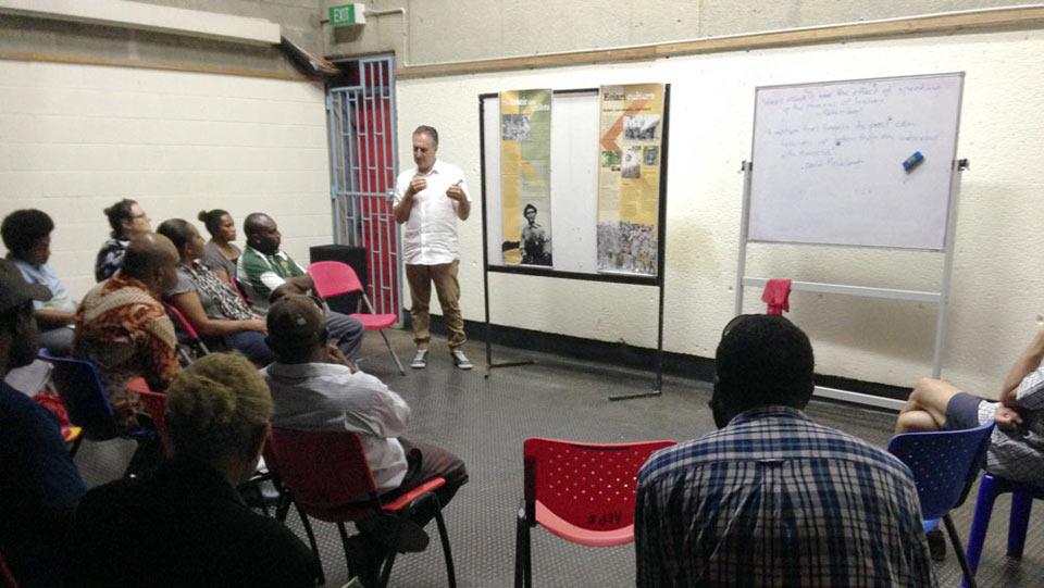 Kokoda Museum Training