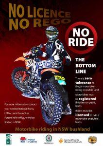 No rego poster