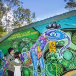 Gumgali murals