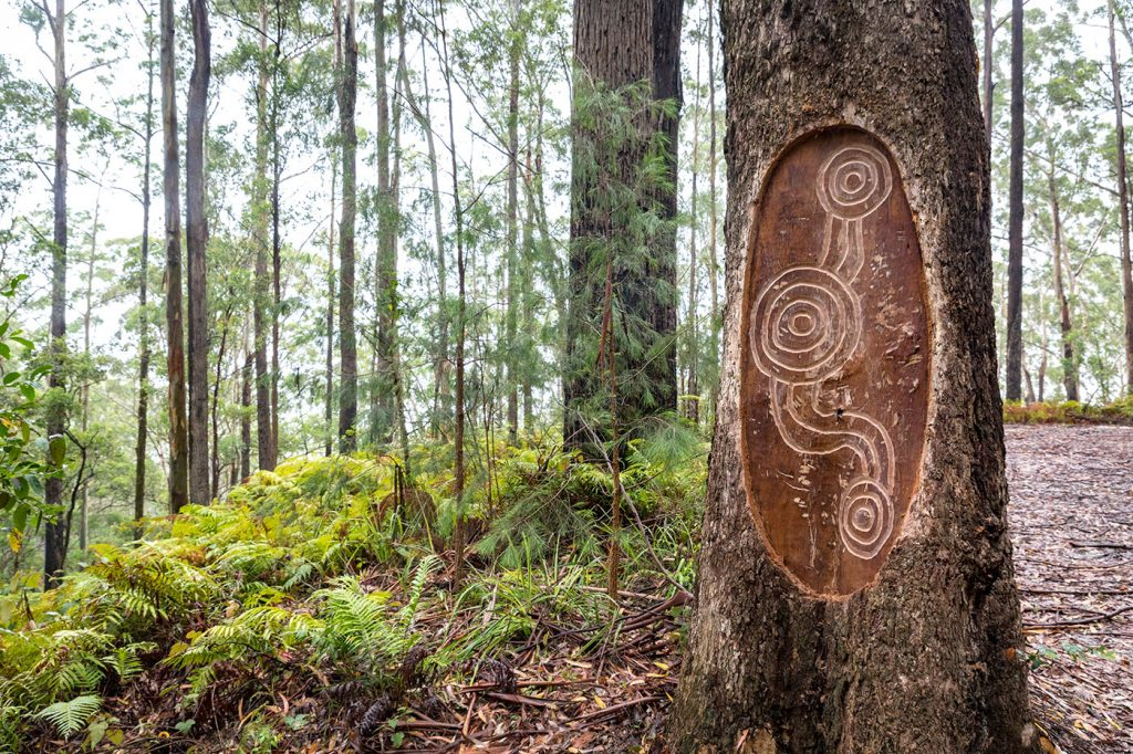 Aboriginal sculpture trail