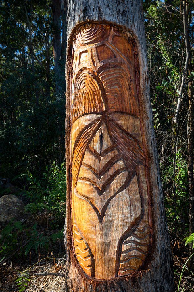Aboriginal sculpture trail