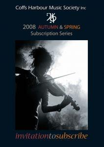 CHMS 2008 brochure