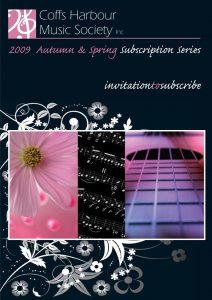 CHMS 2009 brochure