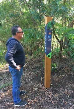 Walking Track Signage, NSW Forests