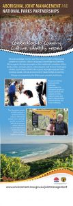 Aboriginal Joint Mgmt poster - responsibility